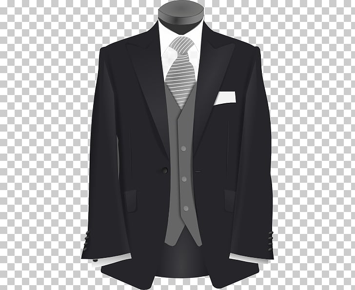 Suit Jacket Blazer , men\'s suit s PNG clipart.