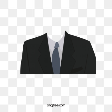 Men Suit PNG Images.
