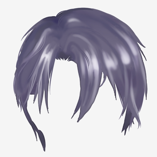 men hairstyle png #2