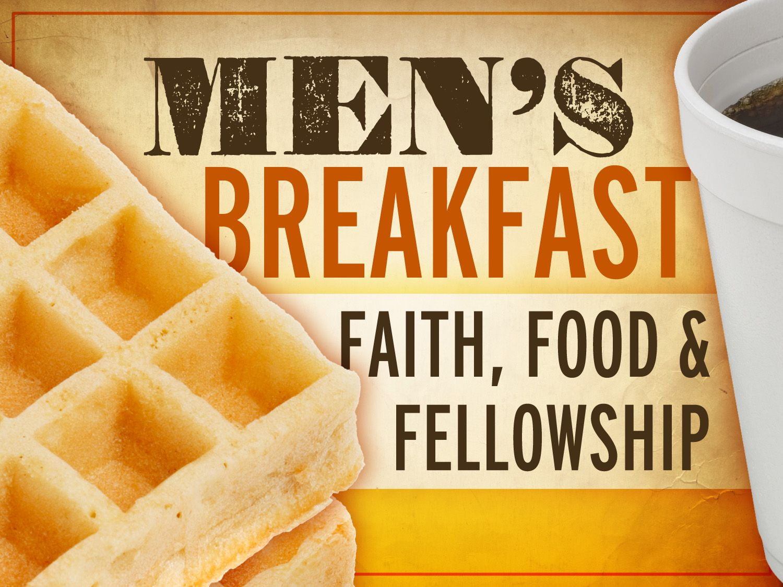 Men S Prayer Breakfast Trinity Baptist Church.
