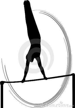 Men\'s gymnastics.