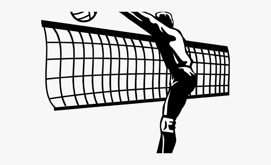 Volleyball Clipart Men\'s.