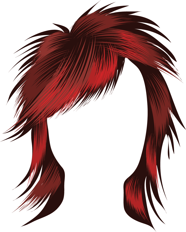 Hair png men clipart.