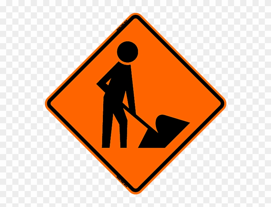 Workers Symbol Safety Roadside Roll.