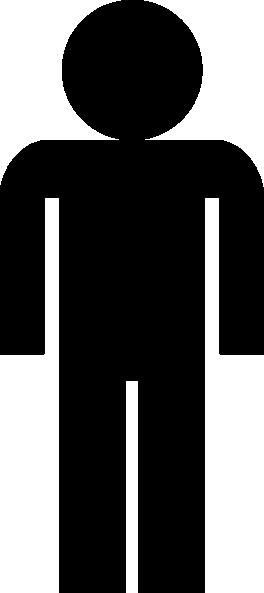 Person Symbol Clip Art.