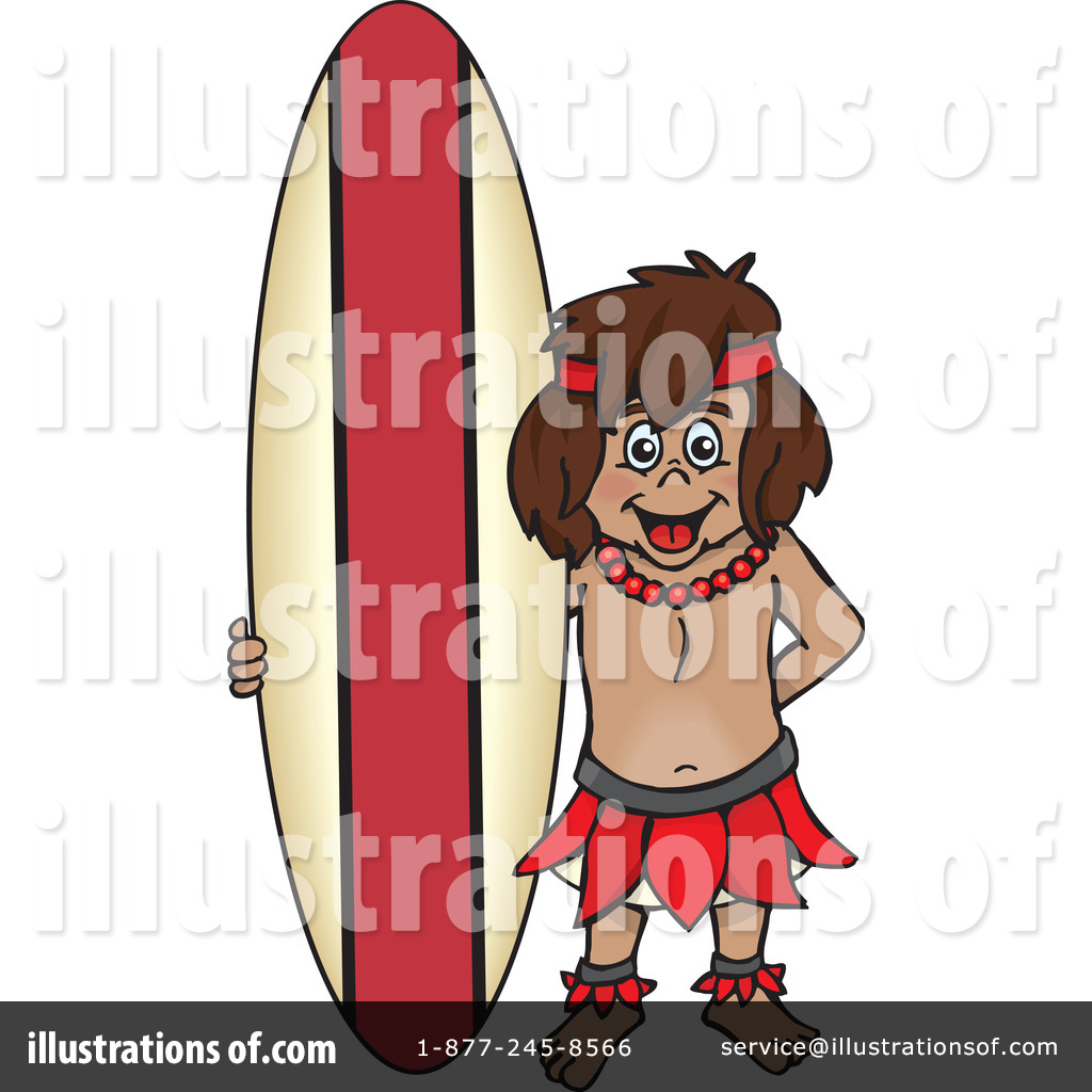 Surfer Clipart #79496.
