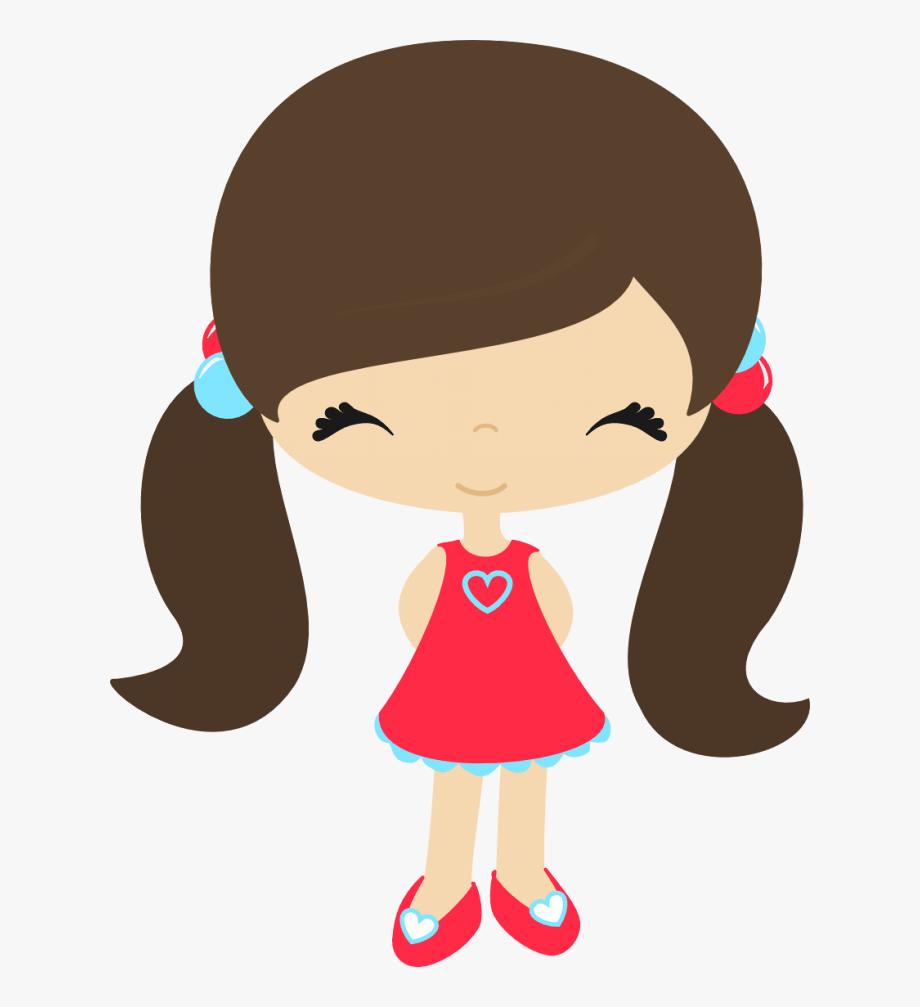 Menina Cute Png.