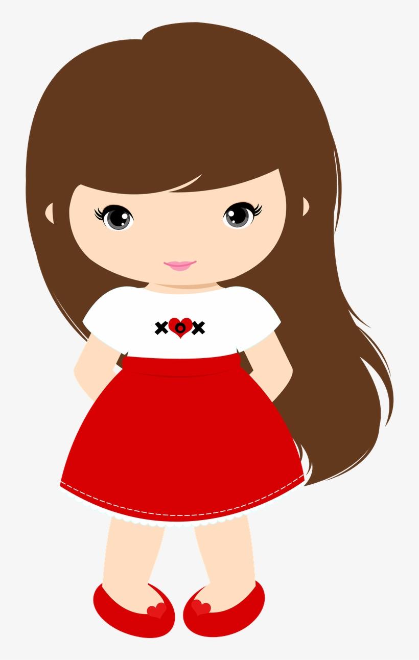 Girl Clipart Png Transparent.