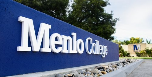 Menlo College.