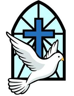 Holy Baptism Cross Clipart.