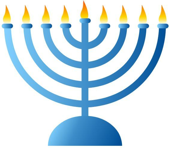 Hanukkah Menorah Clipart at GetDrawings.com.
