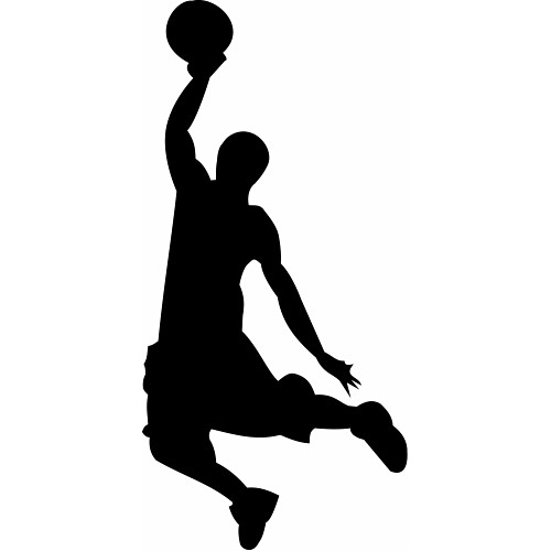 Mens Basketball Clipart.