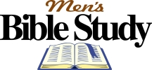 Mens Bible Study Clipart.