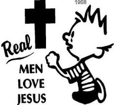 Men's Bible Study Clip Art.