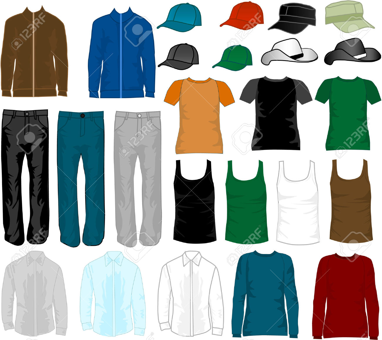 s clothing clipart clipground