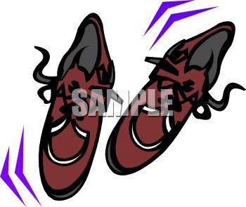 Clipart Mens Dress Shoes.