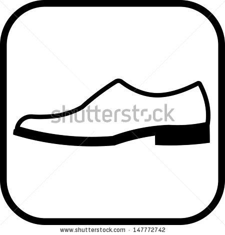 Mens Dress Shoes Stock Vectors, Images & Vector Art.