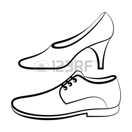14,728 Dress Shoe Cliparts, Stock Vector And Royalty Free Dress.