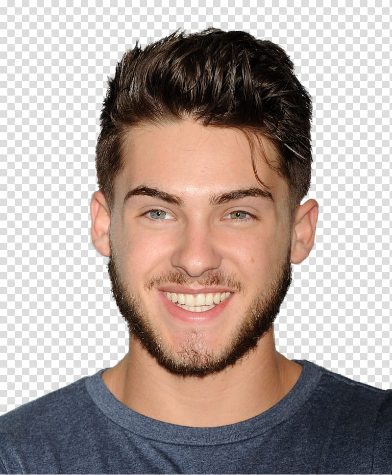 Cody Christian, man\'s face transparent background PNG.