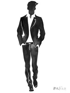 Guy clipart men's clothing.