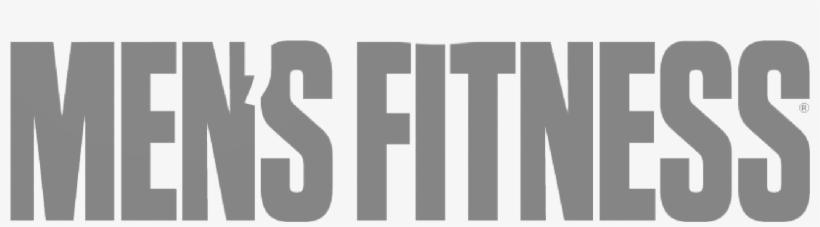 Men\'s Fitness Logo Png.