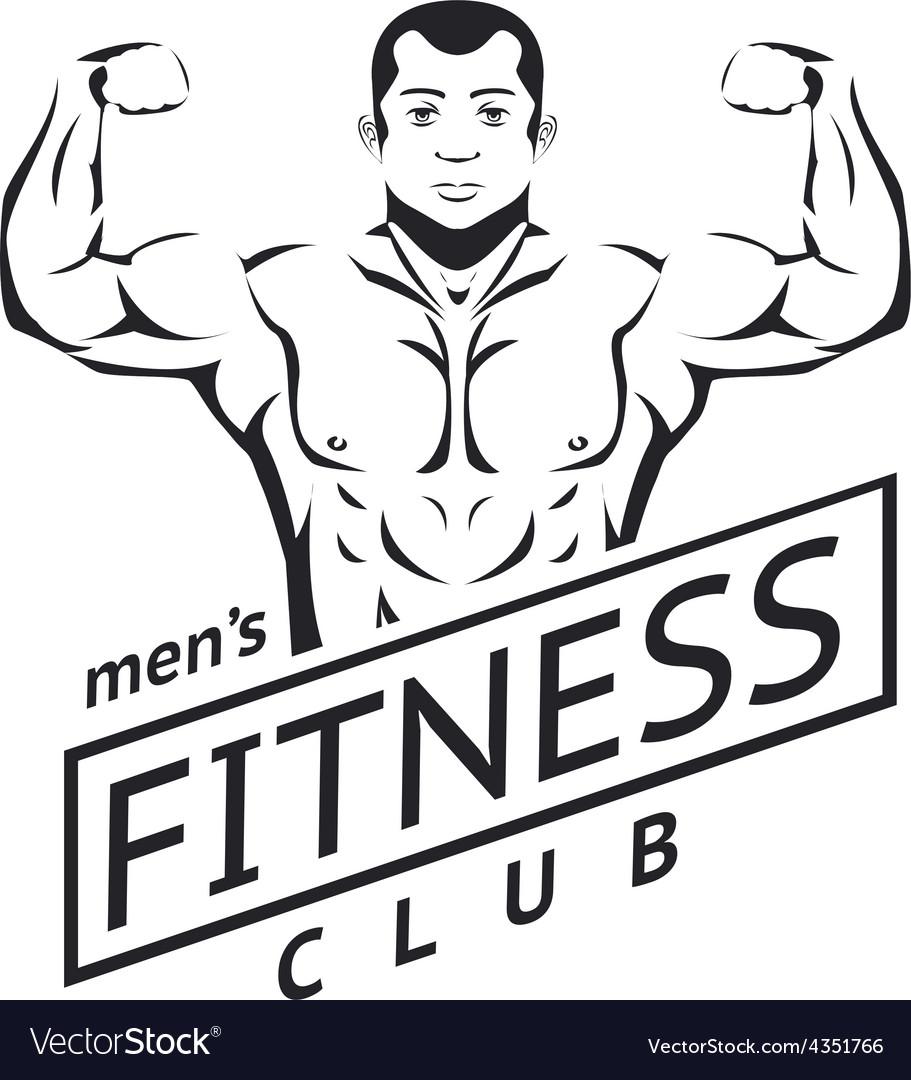 Mens fitness logo.
