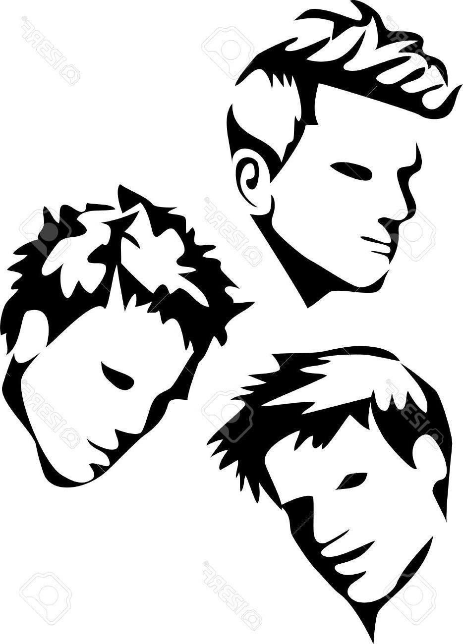 Haircut clipart mens haircut, Haircut mens haircut.