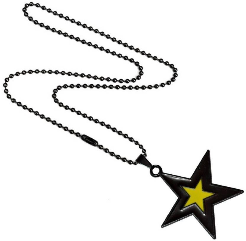Men Style Best Star Alloy Pendant.