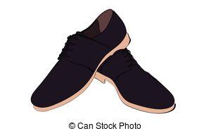 Classic mens shoes Vector Clipart Illustrations. 49 Classic mens.