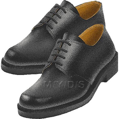 Men's Shoes Clipart.
