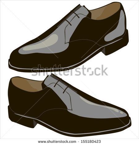 Clipart mens shoes.