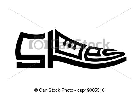 Clipart of Mens shoes.