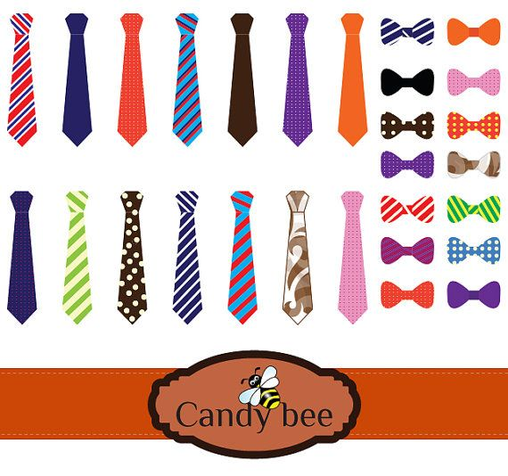 Welcome to Candy Bee Design! Ties & Bow Ties Clipart bow tie.