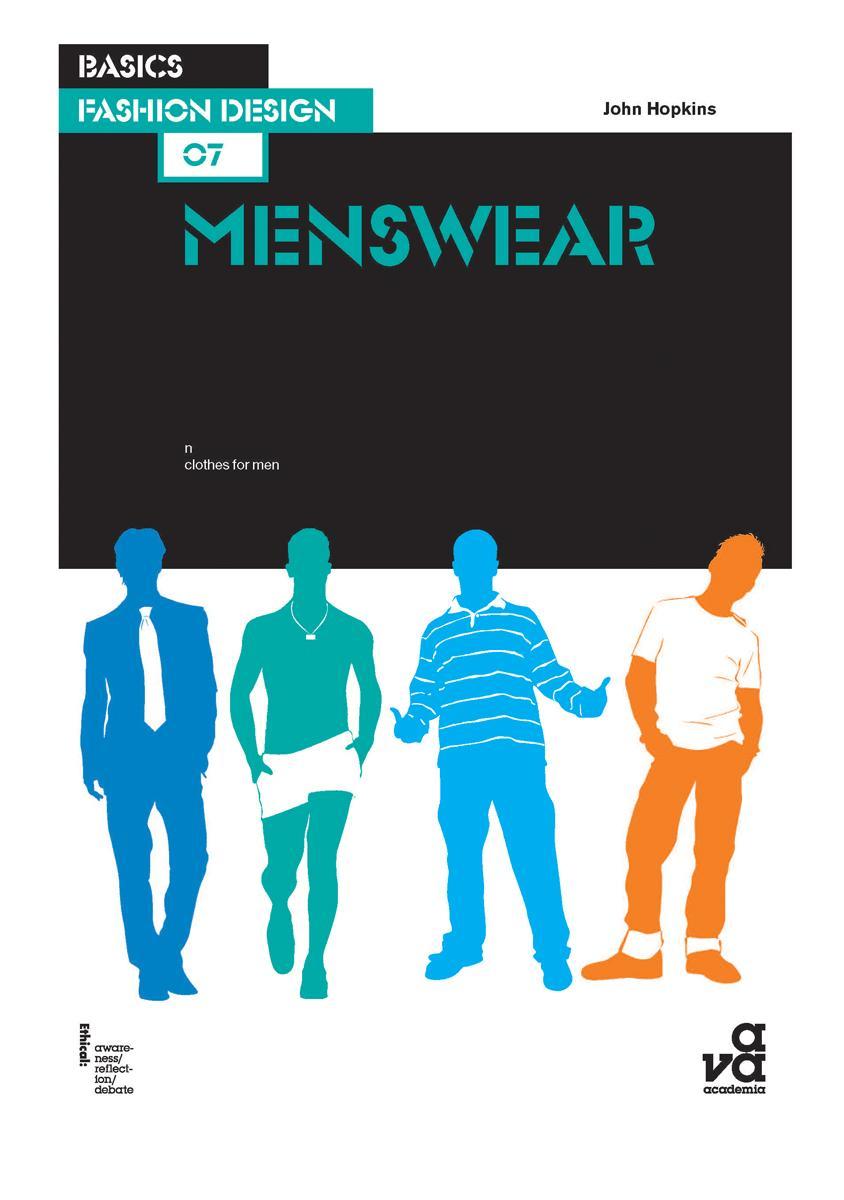 Menswear Clipart.