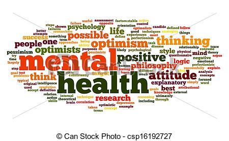Mental Health Clipart.