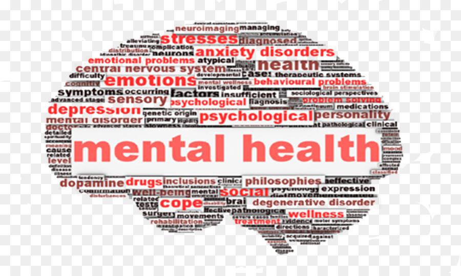 Mental Health Text png download.