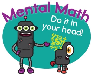 Free Mental Math Workbooks and Worksheets for Kids.