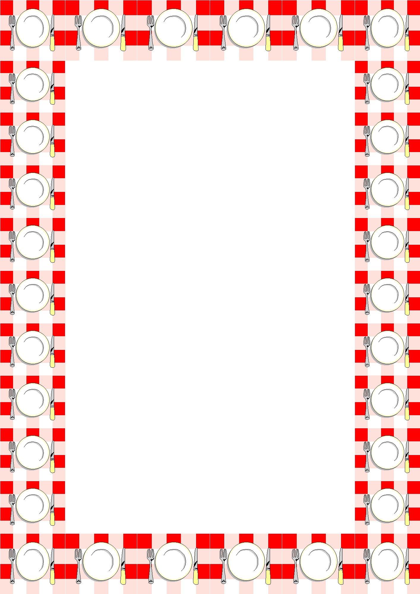 Free Restaurant Cliparts Border, Download Free Clip Art.