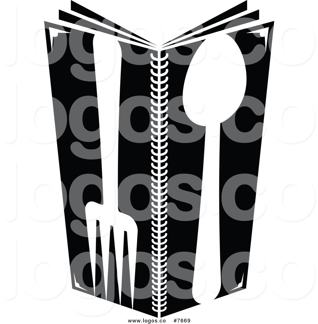 Royalty Free Clip Art Vector Logo of a Black and White.