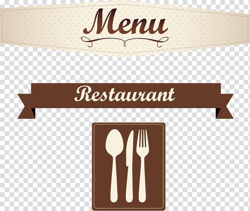 Menu restaurant logo , Menu Cafe Restaurant, Menu Design.