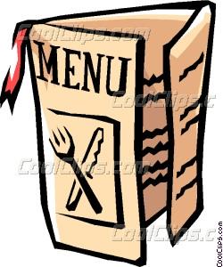 Clipart menus 1 » Clipart Station.