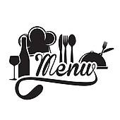 Menu Sign Clip Art Clipart with regard to Menu Sign Clip Art.