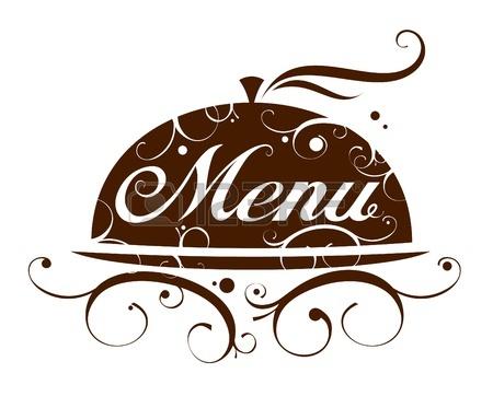 Restaurant Menu Card Design Template. Royalty Free Cliparts.