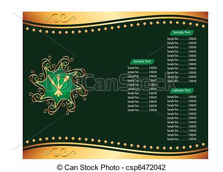 Menu card Vector Clipart EPS Images. 42,950 Menu card clip art.