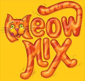 Meow Mix Logo.