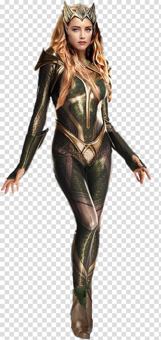 Mera Justice League background transparent background PNG.