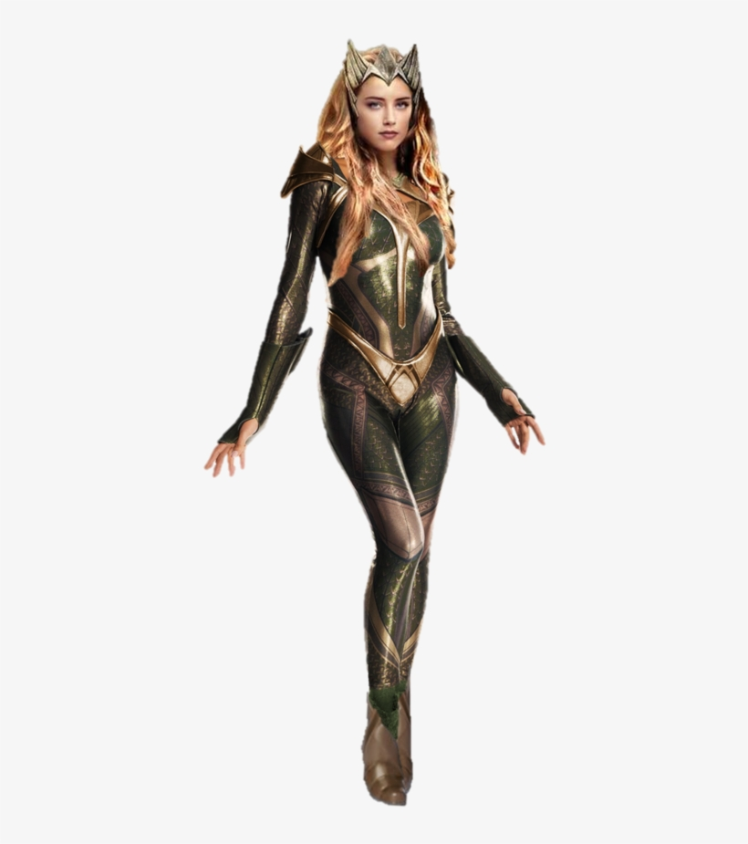 Banner Library Stock Mera Justice League Transparent.