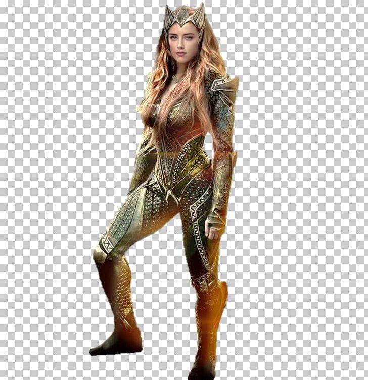 Amber Heard Mera Justice League Aquaman Brainiac PNG.