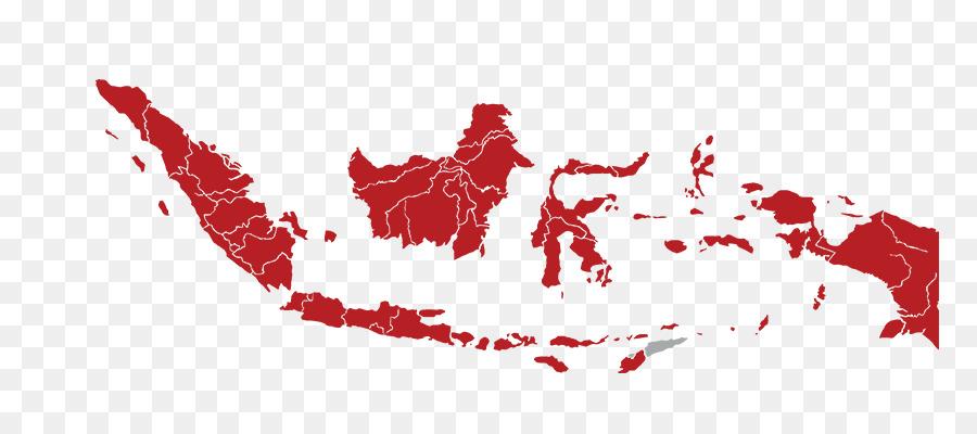 Indonesia City map.