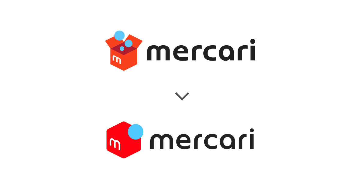 Introducing: Mercari's New Logo Design.